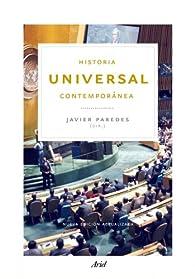 Historia universal contemporánea: Nueva edición actualizada par Javier Paredes