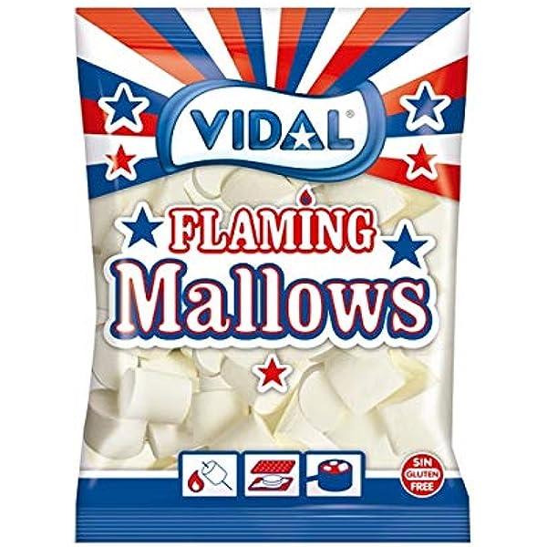 Vidal Golosinas Flaming Mallows. Nubes my sabrosas listas ...