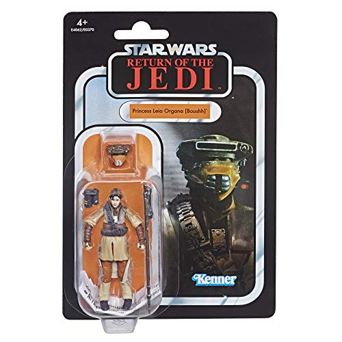 Star Wars E4062ES0 Prinzessin Leia Organa (Boushh), Actionfigur mit vielen Details, Mehrfarbig