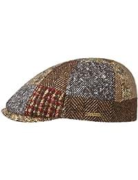 Casquette Patchwork Wool Stetson casquette casquette laine