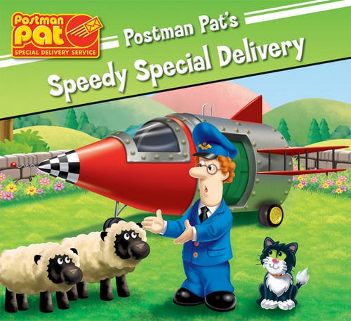 Postman Pat's Speedy Special Delivery (Postman Pat Special Delivery Service)