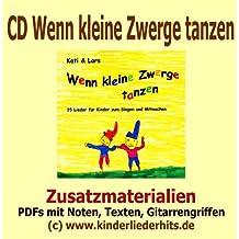 """Noten """"Wenn kleine Zwerge tanzen"""""""
