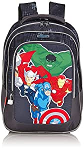 Disney by Samsonite Sac à Dos Enfants Marvel Wonder Backpack M 23,5 L Multicolore (Avengers Assemble) 62302-4403