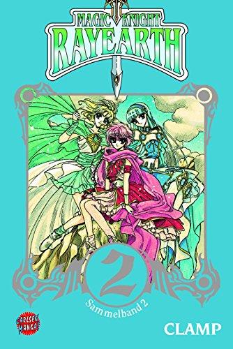 Magic Knight Rayearth - Sammelband-Edition, Band 2 (Magic Knight Rayearth Ii)