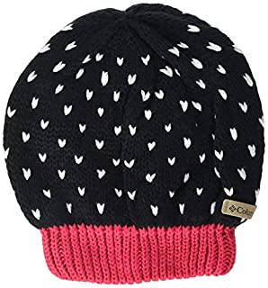 Columbia Youth Poudre Enfant Bonnet pour Femme, Enfant, Youth Powder, Black/Punch Pink (B019NXMTVC) | Amazon price tracker / tracking, Amazon price history charts, Amazon price watches, Amazon price drop alerts