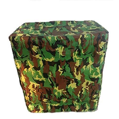 JIANFEI Housse Protection Salon De Jardin Equipement Mécanique De Meuble Étanche, 2 Couleurs, 25 Tailles Personnalisables (Couleur : Green, taille : 242x162x100cm)