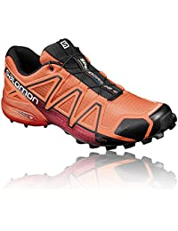 Salomon Speedcross 4 chaussures trail flame