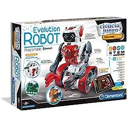 Ciencia y Juego Technologic - Evolution Robot (Clementoni 55191.0)