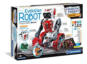robótica: Ciencia y Juego Technologic Evolution Robot Clementoni 55191.0