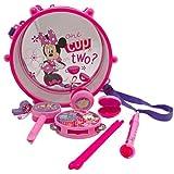 Sambro Minnie Mouse Instrumento Musical Drum Set