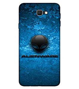 Alien Pattern, Blue, Amazing Pattern, classic pattern, Printed Designer Back Case Cover for Samsung Galaxy J5 (2017) :: Samsung Galaxy J5 2017