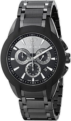 Versace M8C60D008 S060 Montre bracelet Homme, couleur: noir