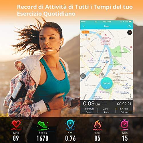 Zoom IMG-2 winisok fitness tracker ip68 orologio