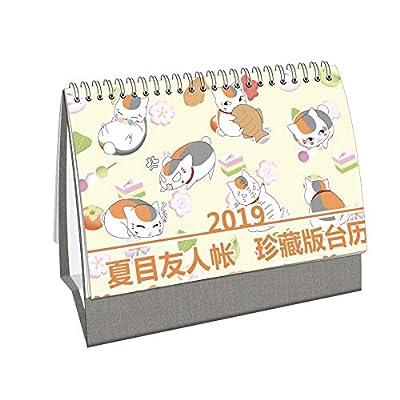 SMAQZ Anime Calendar Calendar Exquisito Calendario De Escritorio por SMAQZ