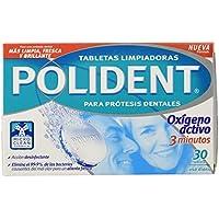 Polident Dentaduras 30 Tabletas