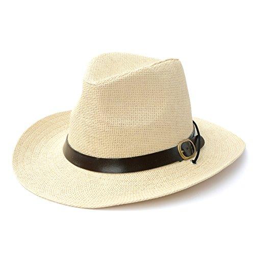 Chapeau de paille mode/Grand chapeau/Chapeaux de plage/Visière de la tour D