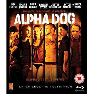 Alpha Dog [Blu-ray]