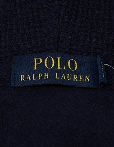 Ralph Lauren Hoodie Kapuzenpullover - Weinrot Navy