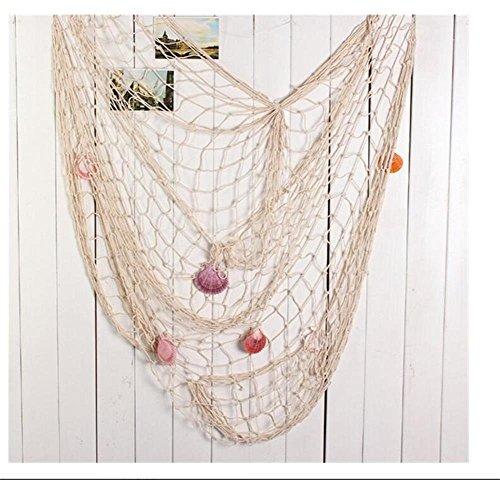 Fischernetz Deko fischernetz deko mediterranen stil fischerei dekorative mit