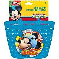 Disney Niños Bicicleta Cesta Mickey, más Colores, S
