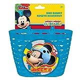 Disney Kinder Fahrradkorb Mickey, Mehrfarben, S