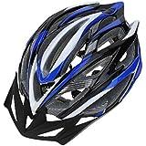 Lixada 25 Vents Ultralight Adjustable Cycling Bicycle Helmet Integrally-molded EPS Outdoor Sports Road Mountain Bike Skating Helmets