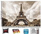 GREAT ART Poster - Eifelturm - Wandbild Dekoration