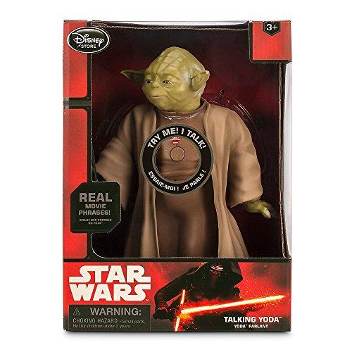Muñeco parlante/interactivo Yoda. Original Star Wars.