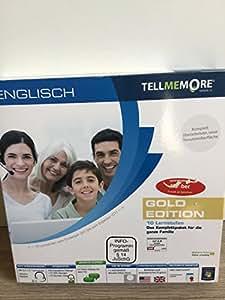 Tell me More 10.0 Englisch - 10 Lernstufen Gold Edition