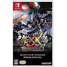 Monster Hunter XX Double Cross [Sólo En Idioma Japonés] Standard Edition [Nintendo Switch] [Importación Japonesa]
