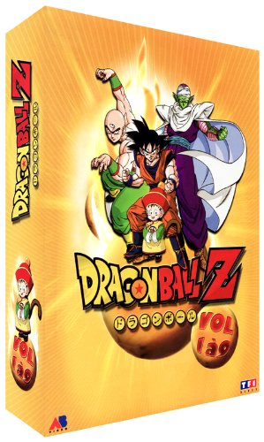 Dragon Ball Z Vol. 1 a 9 - Coffret 9 DVD
