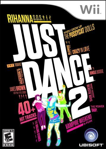 Just Dance 2 - Nintendo Wii (Renewed) (2 Wii Nintendo Just Dance)