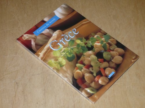 COLLECTION CUISINES DU MONDE / GRECE