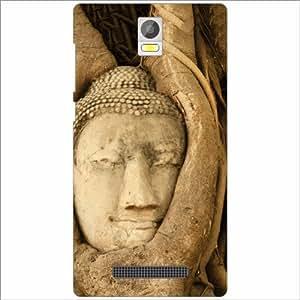 Xolo Era Back Cover - Silicon Buddha Designer Cases