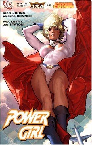 Power Girl by Geoff Johns (2006-09-22)