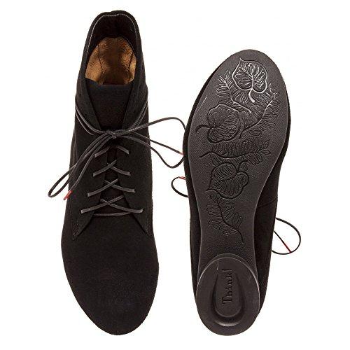 Think Guad 87287-00 Damen Boots & Stiefeletten in Mittel Schwarz