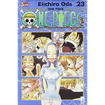 One Piece. New Edition: 23