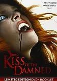 Locandina kiss of the damned DVD Italian Import by milo ventimiglia