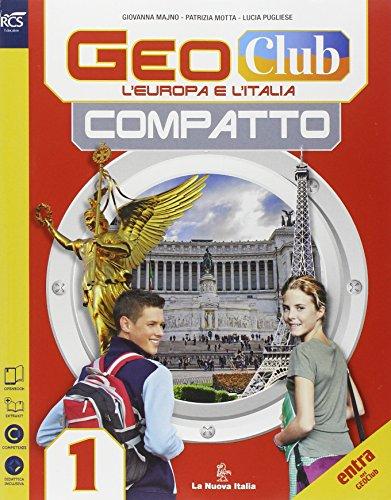 Geoclub compatto. Per la Scuola media. Con e-book. Con espansione online: 1