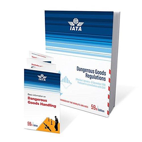 IATA Dangerous Goods Regulations 2019 - Englisch, 60. Ed.: IATA Gefahrgutvorschriften