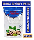 Food Studio Iranian Pistachios (Roasted and Salted) - 250gm