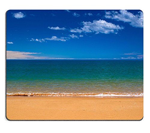 luxlady-natural-rubber-gaming-mousepads-horizon-over-pacific-ocean-in-abel-tasman-national-park-new-
