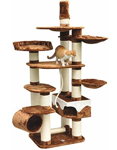 kratzbaum deckenhoch f r schwere katzen was. Black Bedroom Furniture Sets. Home Design Ideas