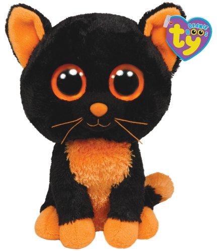 Ty Beanie Boos Moonlight Halloween Katze orange schwarz 15 - Halloween Moonlight