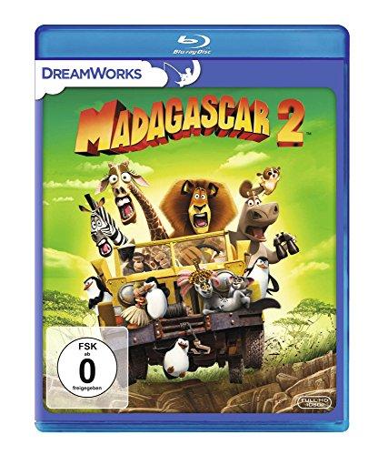 Madagascar 2 [Blu-ray] Preisvergleich