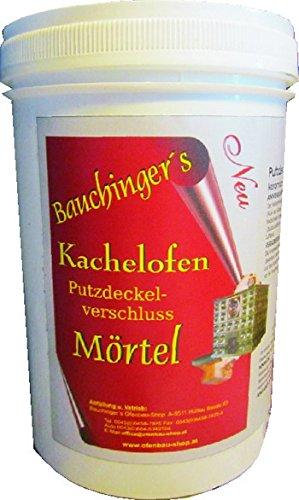 Preisvergleich Produktbild Kachelofen Putzdeckel Verschlussmörtel