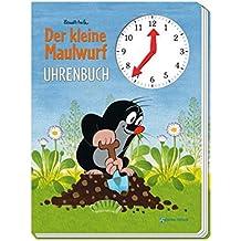 """Uhrenbuch """"Der kleine Maulwurf"""""""