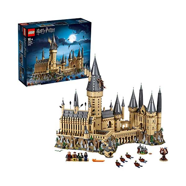 LEGO Harry Potter Castello di Hogwarts (71043) 1 spesavip