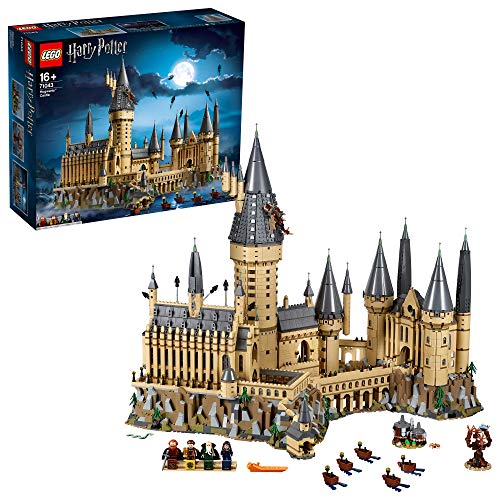 LEGO- Harry Potter TM-Castillo de Hogwarts
