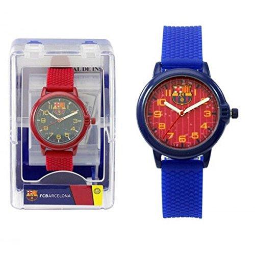 Seva Import Barcelona Reloj, Azul, S